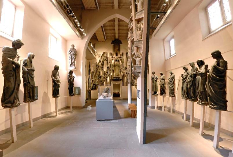 Museum Notre-Dame - Skulpturen