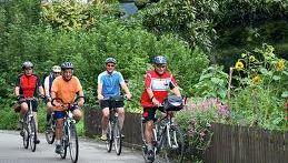 Radtouren im Elsaß