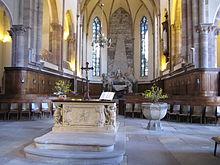 Sankt Thomaskirche Straßburg - Fuehrungen