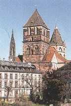Sankt Thomaskirche - Strassburg Fuehrungen